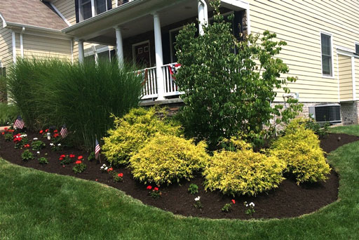 Artistic Tree & Landscape Creations residential landscape service — modern home landscape design and maintenance