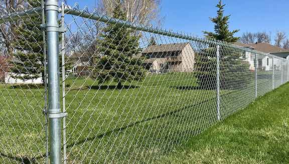 Chain Link Fence Installation Metal Chain Link Fence Installers